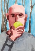 Franklin Einspruch Self Portrait